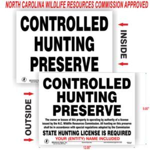controlled-hunting-preserve-north-Carolina
